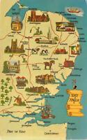 br109504 east anglia uk map carte geographique