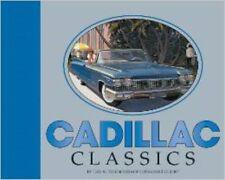 Cadillac Classics Hardcover Book