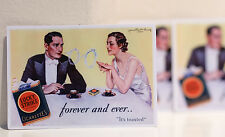 "#3186 Vintage Lucky Strike Cigarettes ad poster style Retro Art 4"" Decal Sticker"