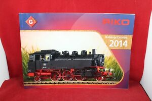 Piko Spur G Katalog 2014/sehr guter Zustand