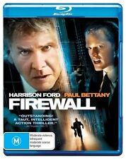 *New & Sealed* Firewall (Blu-ray 2009) Harrison Ford/Paul Bettany. Region B. AUS