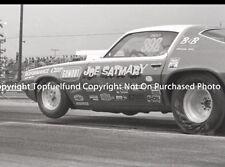 Joe Satmary 8x10 NHRA Pro Stock Photo