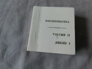 "GUYANA - 1985 "" SANDERS REICHENBACHIA  VOL.2, 48 - Values Booklet.""  UMint."