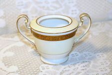 "Noritake China VALENCIA 5086 Made in Japan Small 3 1/2"" Sugar Bowl NO LID"