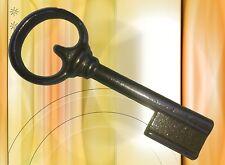 Truhen Schlüssel Riesenmaße 13 cm Vintage Schlüssel & Schlösser Möbelschlösser