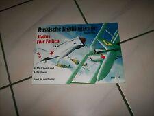 Podzun Pallas Waffen-Arsenal Band 44  MIT Poster Russische Jagdflugzeuge