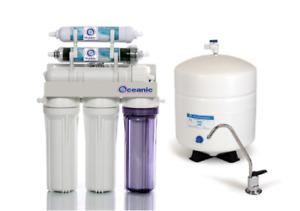 Dual Outlet Reverse Osmosis AQUARIUM DI Filter System DRINKING/DI WATER USA 150