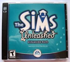 The Sims: Unleashed PC Computer Game 2 CD-ROM Expansion Pack for The Sims  #5