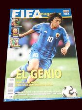 SHUNSUKE NAKAMURA - CELTIC FC - FIFA magazine 2007