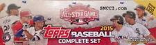 Carte collezionabili baseball stagione 2015