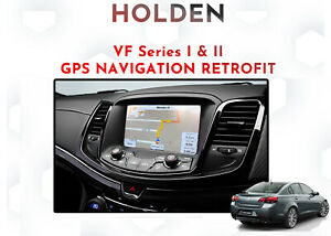 Holden VF Commodore Evoke SV6 SS MyLink Integrated NAV add on