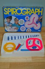 Vintage 1986 Spirograph 14210 Kenner Retro Complete with box!!!