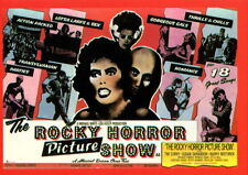ROCKY HORROR PICTURE SHOW 20 YEARS OF THE 1995 COMIC IMAGES PROMO CARD NO NUMBER
