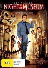 Night At The Museum DVD Ben Stiller Comedy