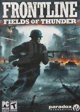 WW 2 Frontline Fields of Thunder Battle of Kursk PC NEW