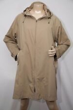 Polyester Petites Solid Raincoats for Women