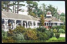 1909 Postcard ~ Beacon Park, Lake Chargoggagoggmanchauggagoggchaubunagungamaugg