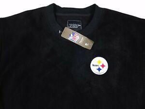Pittsburgh Steelers NFL GIII Sports Men's Pullover Fleece Sweater Size M NEW