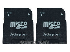 2 x Micro Sd Card Adapters *ONLY 99P* *BUY 4 ADAPTERS GET 2 FREE*