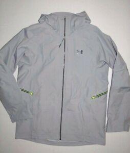 Under Armour Mens UA ColdGear Storm 3 Chugach GTX Shell Jacket Large $450