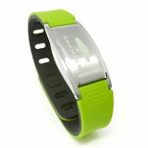 Magnetic Healing Silicone Bracelet Health Arthritis Pain Relief Therapy Unisex