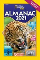 National Geographic Kids Almanac 2021, Paperback by National Geographic Kids ...