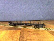 Fleischmann HO - 5286 - 8 wheel Stake Wagon