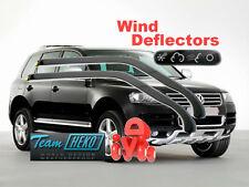 Wind deflectors VW TOUAREG  2003 - 2010   2.pc  HEKO  31147  for FRONT DOORS