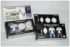 Transformers TAKARA TOMY FRENZY & RUMBLE playing MP3 earphone Collection Toy New