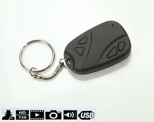 808 Keychain Camera Car Alarm Remote Recorder Dvr Real HD 1280 x 720p, Best Mini