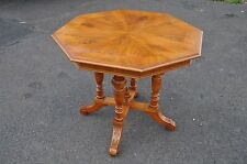Victorian Era Biedermeier Style Breakfast Or Center Tabel
