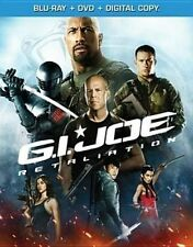 Gi Joe Retaliation 0097361474847 With Dwayne Johnson Blu-ray Region a