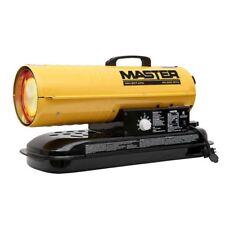 Master Mh-80t-kfa Forced Air Torpedo Heater 80 000 BTU Kerosene/diesel