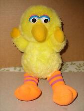 VINTAGE HASBRO SOFTIES SESAME STREET BABY BIG BIRD STUFFED PLUSH 12 IN