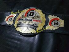 MMA Bellator Championship Belt Tournament Champion Wrestling Replica Title