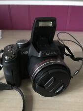 Panasonic LUMIX DMC-FZ45/DMC-FZ40 14.1MP Digital Camera - 3 Batteries