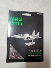 Metal Earth F-15 EAGLE Steel Model Kit