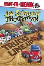 Trucks Line Up by Scieszka, Jon 9781614793984 -Hcover