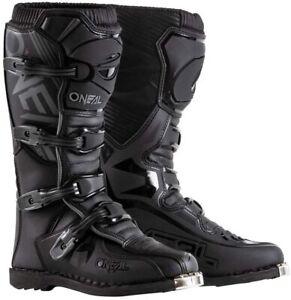 O'Neal 0332-108 Element Men's Boots BLACK 8