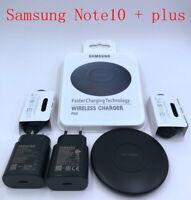 Original TA800 25W USB-C Super Fast Samsung Galaxy Note 10 Plus Wireless Charger