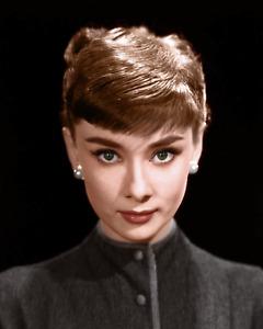 Original print of Audrey Hepburn on archival paper