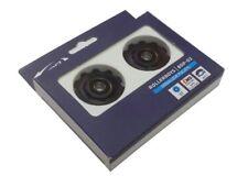 Roller Boys Jockey Wheels For Shimano Composite Material 11T Black BDP-02