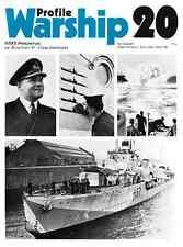 MARINA Warship Profile 20 - Hesperus - DVD
