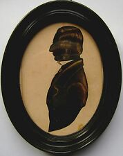 SILHOUETTES  PORTRAIT OF A GENTLEMAN HUBERT GALLERY (CIRCLE) C1840