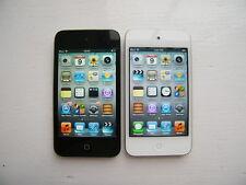 Apple iPod Touch 4th Generation Black or White 8GB 16GB 32GB 64GB *Refurbished*