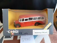 Corgi Classics South Midland Bedford Coach No.C949/8