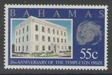 BAHAMAS SG938 1992 TEMPLETON PRIZE FOR RELIGION MNH