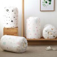 Foldable Storage Bag Clothes Blanket Quilt Closet Sweater Organizer Box Useful