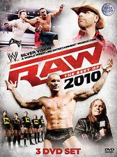 WWE The Best Of Monday Night RAW 2010 3x DVD DEUTSCH