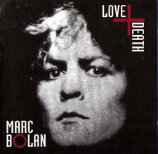 MARC BOLAN Love & Death SEALED NEW CD T.REX